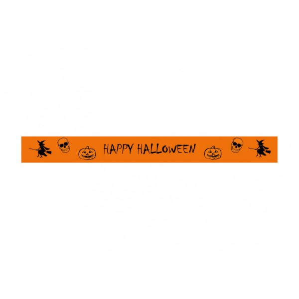 Halloween Banners (pack of 5)