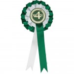 1st to 6th Two Tier rosettes