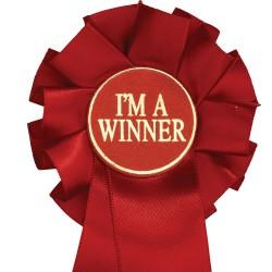 I'm A Winner Mini Rosettes