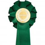 1st to 6th (Pack of 6) Mini Rosettes