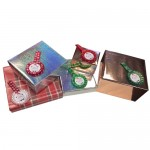 Christmas Gift Tags/Decorations (Pack of 5)