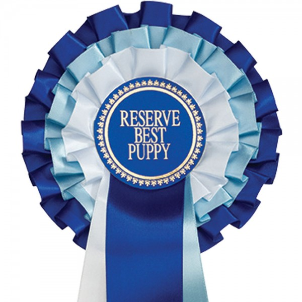 Reserve Best Puppy