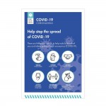 Covid 19 - School Information Posters